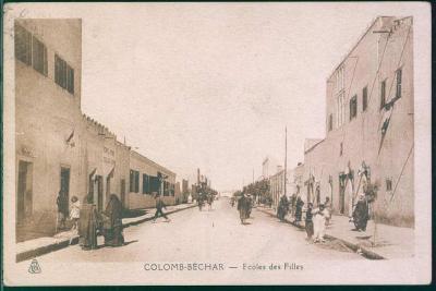 27A300 Pohled z cesty zástupce firmy Škoda na Saharu,Alžír, mimořádné