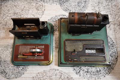Parní stroj, hračka k dokompletování