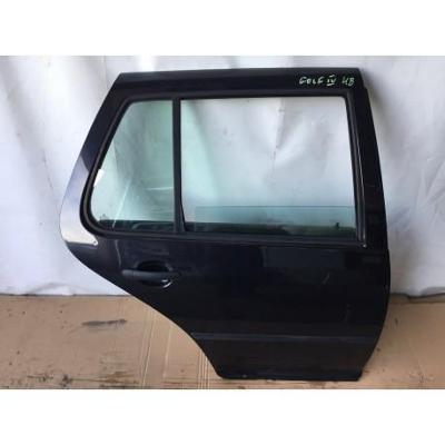 VW Golf IV HB 97- drzwi tylne prawe czarne