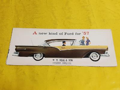 --- Ford 1957 ---------------------------------------------------- USA