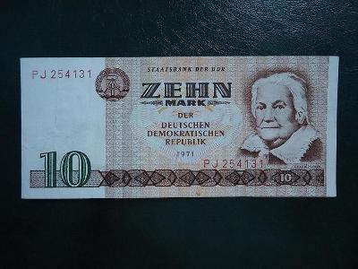 10 Mark 1971 Moc Hezka
