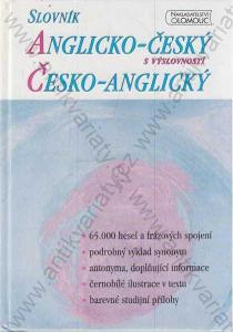 Anglicko - český a česko - anglický slovník 1998