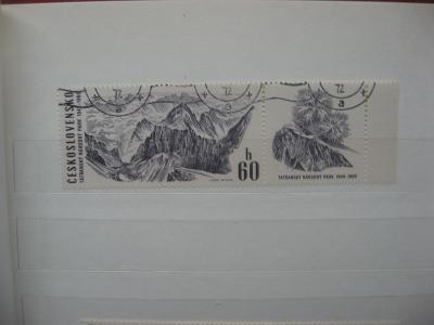 KP 1780 - Tatranský národní park 1969 - TANAP - popis - H-3