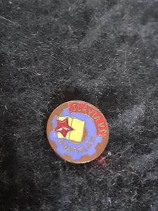 Odznak SLÁVIA VŠ BRATISLAVA