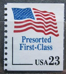 USA 1991 Státní vlajka Mi# 2181 0597