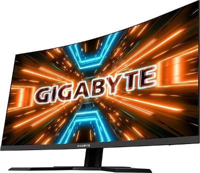 """Nefunkční a pouze pro podnikatele: LCD monitor 31.5"""" GIGABYTE G32QC"""