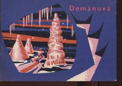 Demänová (Slovensko, text německy)