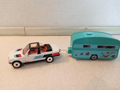 Matchbox-BMW Alpina-323i Cabrio-Laser kola+obytňák
