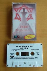 Oceán - Pyramida snů (1993) (MC)