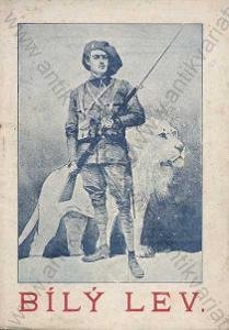 Bílý lev J. Kubík a D. Hallová