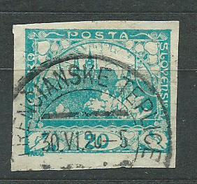 ČSR I. - rok 1918
