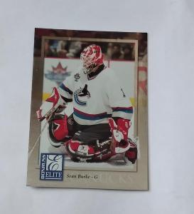 Burke Sean, Vancouver, Donruss Elite 97/98