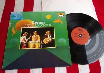 💥 LP: CREAM - I FEEL FREE, jako nová MINT!!! West Germany pressing