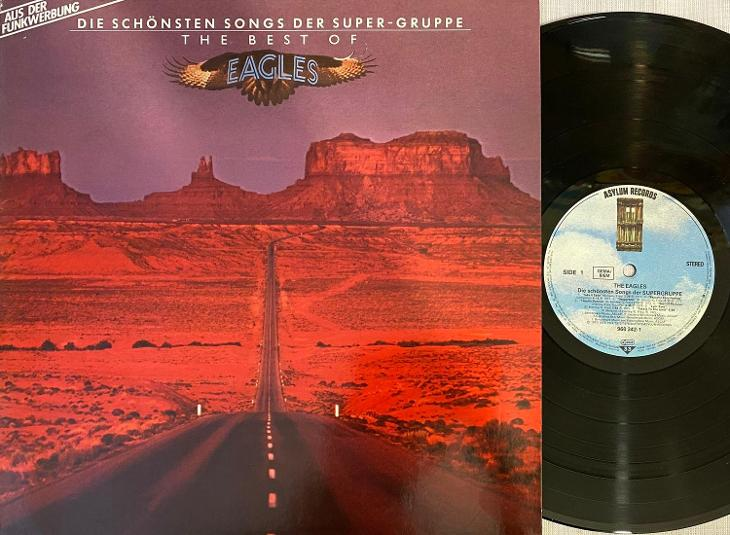 Eagles - The Best Of Eagles - Hudba