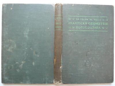 Praktická geometrie hospodářská - Al. Tichý - 1912