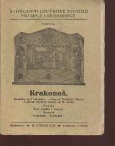 Krakonoš (loutky, Storchovo loutkové divadlo)
