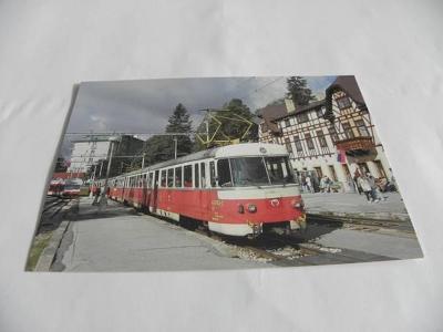 STARÝ SMOKOVEC 1.9.2002 -  ELEKTRIČKA SR 420 953-2 (A88)