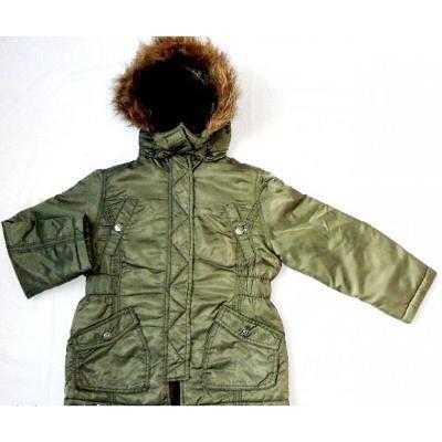 AVANTI Dívčí zimní bunda/kabát vel.116
