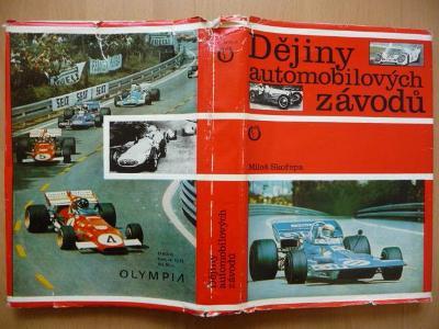 Dějiny automobilových závodů - Miloš Skořepa - Olympia 1973