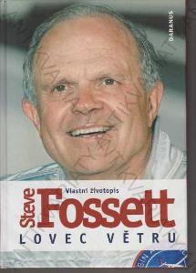 Lovec větru Steve Fossett 2008 Daranus
