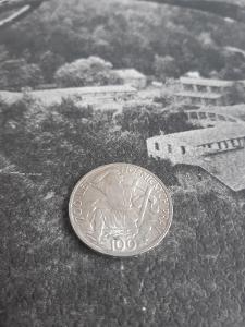Pamětní stříbrná mince 1949