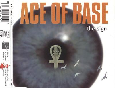 ACE OF BASE-THE SIGN CD SINGLE 1993.