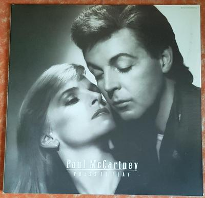 Paul McCartney – Press To Play 1986