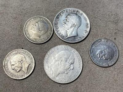 Stříbrné mince, V367