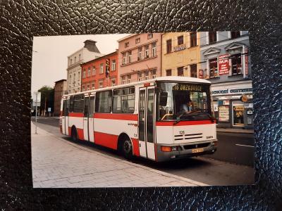 Autobus doprava MHD Karosa