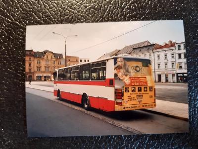 Autobus doprava MHD