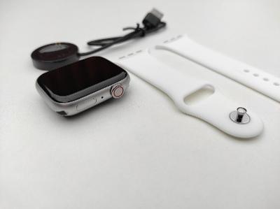 Nové bílé Smart watch, ve stylu apple watch, chytré hodinky