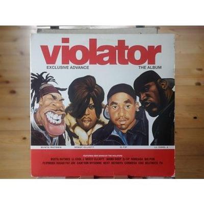 Violator: The Album (Exclusive Advance) 2LP