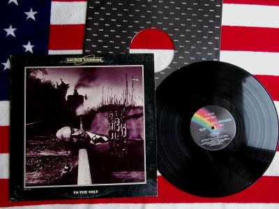 💥 LP: GOLDEN EARRING - TO THE HILT, deska jako nová, 1.press USA 1976