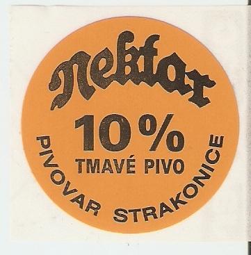 PE pivovar Strakonice (samolepka)