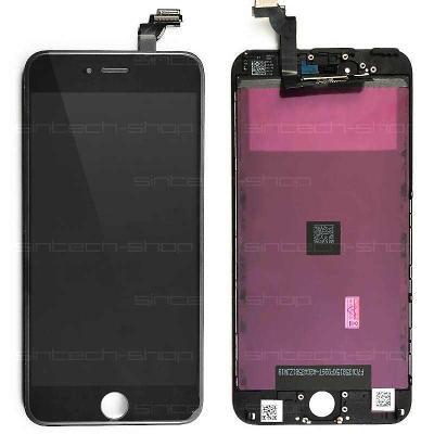 "iPhone 6 Plus LCD + dotyk (5,5""), černý"