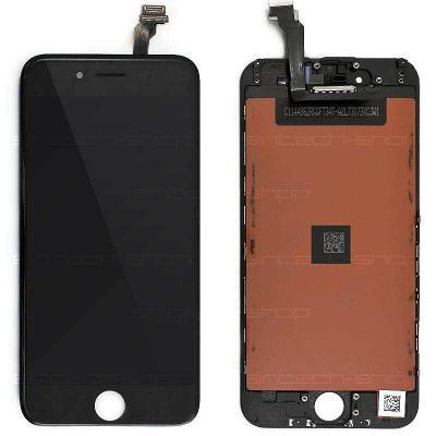 iPhone 6 LCD + dotyk, černý AKCE