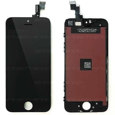 iPhone 5S/SE LCD dotyk Premium černý AKCE