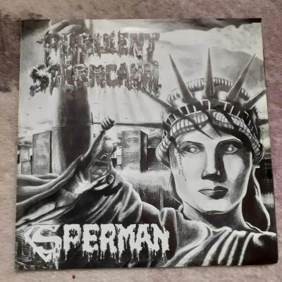 "PURULENT SPERMCANAL /VISCERA   split 7""EP"