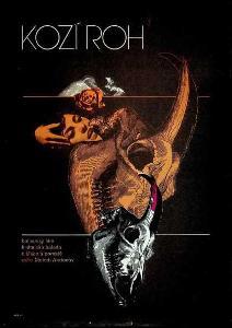 Kozí roh Zdeněk Ziegler film plakát A3 Andonov