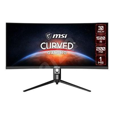 "LCD monitor 29.5"" MSI Optix MAG301CR2"