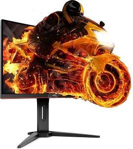 """Nefunkční a pouze pro podnikatele: LCD monitor 24"""" AOC C24G1"""