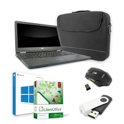 Dell Latitude E5570 i5-6440HQ 8GB 240SSD W10 sestav