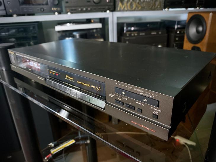 ♫♪♫ TECHNICS ST-G450 (r.1987) - TV, audio, video