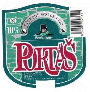 Česká pivní etiketa
