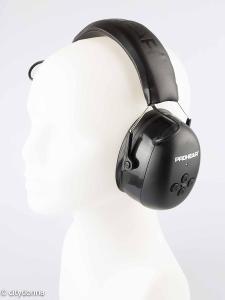 Sluchátka ProHear/ Pracovní -  s vestavěným BT a baterií/ Od 1Kč