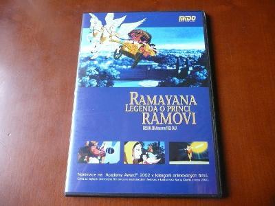 RAMAYANA - LEGENDA O PRINCI RAMOVI cz dabing SLIM KRABICKA