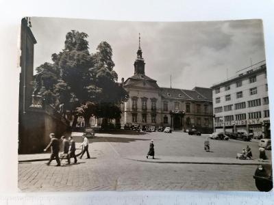 Pohled Brno náměstí Družby národů