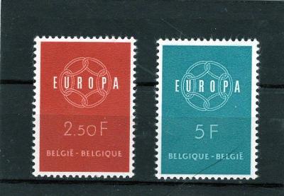 EUROPA CEPT - Belgie Mi 1164-5**