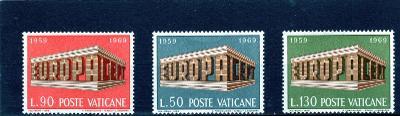 EUROPA CEPT - Vatikán