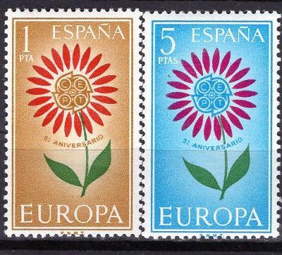 EUROPA CEPT - Španělsko